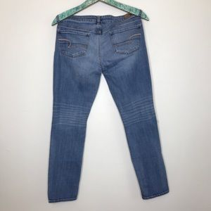 American Eagle Outfitters Jeans - american eagle skinny stretch denim jeans distress